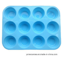 Silicone Cake Mould, 12 Even of Piece